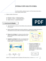 Tema 1_ El Campo Gravitatorio