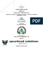 Spearhead Solutions (IT SOLUTIONS and IMPORT AND EXPORT OF FRESH FRUITS AND VEGETABLES).