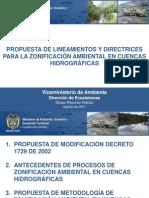 zonificacion ambiental - POMCA