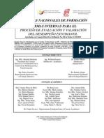 Programas Nacionales Formacion