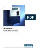 Cewe Instrument - Prometer - Multifunction Energy Meter