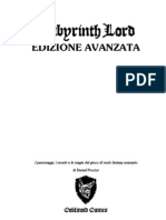 Advanced Labyrinth Lord Edizione Avanzata in Italiano