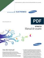 Manual Samsung B2710