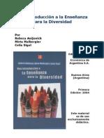 Anijovich El Aprendizaje en La Diversidad