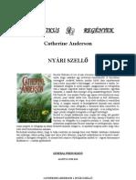 Catherine Anderson - Nyari Szello