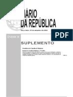 Diário da República - resolução do Conselho de Ministros n.º 79-A/2012