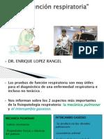 pruebas pulmonares