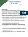 Carta Federaciones