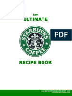 The Ultimate Starbucks Recipe Book