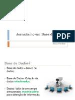 Jornalismo Em Base de Dados