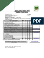 Calificacion de Las Px Med Asist -x Adscrito