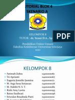 PPT Kelompok 8 Skenario A