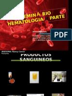 SEMINARIO+HEMATOLOGIA