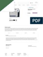 Impressora HP LaserJet CP