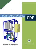 Dosificador en Linea ILD Manual del Usuario