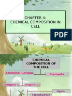 Bio Form4 Chemical Composition in Cell