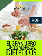 El gran libro de los aderezos dietéticos