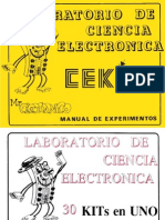 Manual de Experimentos Electronicos