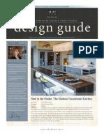 Drury Design Fall 2012 Design Guide Newsletter