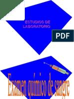 Examenes de Laboratorio