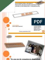 Presentacion El Blog
