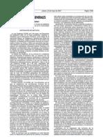 DECRETO 56/2007, de 10 de mayo, por el que se establece el currículo de la educación primaria en la Comunidad Autónoma de Cantabria