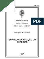 IP 1-1 EMPREGO DA AVIAÇÃO DO EXÉRCITO