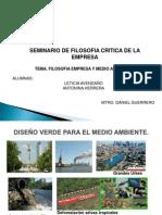 4.1 Filosofia Empresarial y Medio Ambiente PRES Final