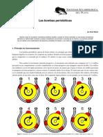 3.- Principio de Funcionamiento de Las Bombas Peristalticas