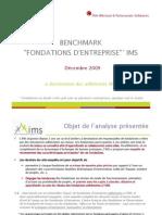 Benchmark Fondations IMS 2009 VF