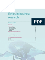 Reading Assignment 2 Ethics in Business