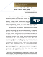 A RESISTÊNCIA AO GOLPE E DITADURA MILITAR EM PELOTAS -  REFLEXÕES SOBRE UMA CIDADE DO INTERIOR E PRÓXIMA À FRONTEIRA