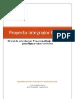 Trabajo Final Proyecto Integrador 2011