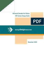 EDR Design Guidelines VAV