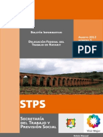 Boletín Agosto 2012
