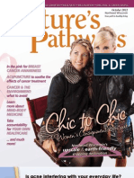 Nature's Pathways Oct 2012 Issue - Northeast WI Edition