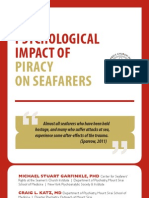 The Psychological Impact of Piracy on Seafarers