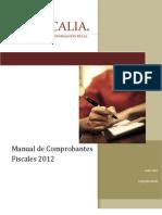 Manual de Comprobantes Fiscales 2012 2a Edicion