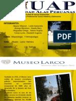 Diapos de Museo Larco