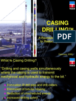 1. Casing Drilling