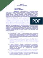 ESTATUTO REGIMEN ACADÉMICO DE LA UNIVERSIDAD AUTÓNOMA TOMÁS FRÍAS
