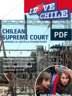 I Love Chile Weekly - Issue 26 - September 3, 2012