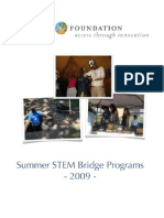2009 Bridge Report