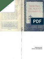 Teología del NT (F. Stagg)