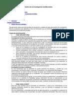 Plan Investigacion Mercados