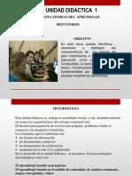 Proyecto Final Unidad Didactica Teorias Del Aprendizaje