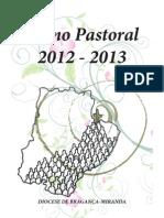 Plano Pastoral 2012-2013