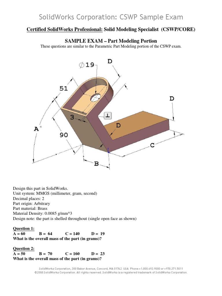 CSWP Examen de Ejemplo