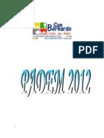 PADEM 2012 - Corsaber San Bernardo