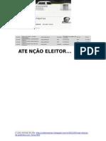 Ficha Suja - eleições 2012